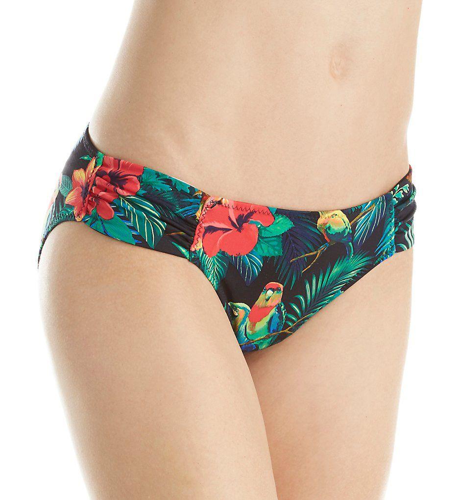 Tommy Bahama Jungle Flora Reversible Hipster Swim Bottom