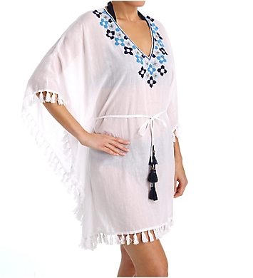 Tommy Bahama Beaded Tunic Cover Up
