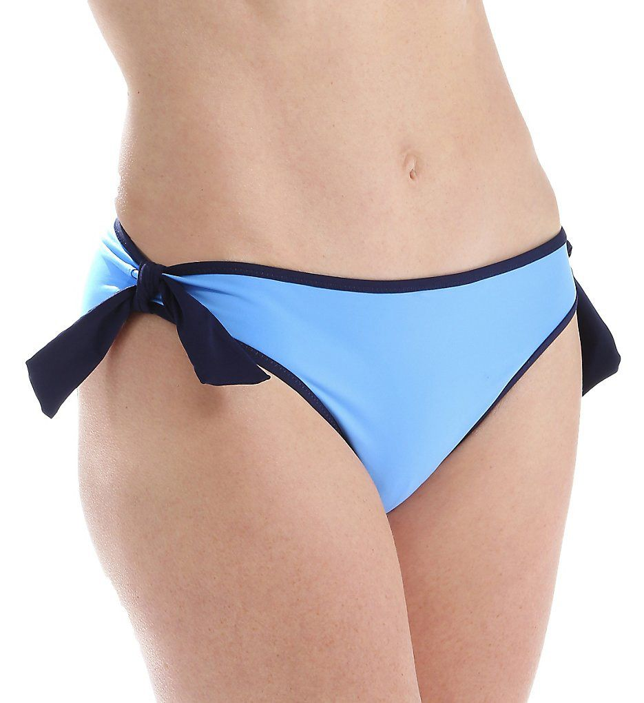 Tommy Bahama Deck Piping Reversible Hipster Swim Bottom