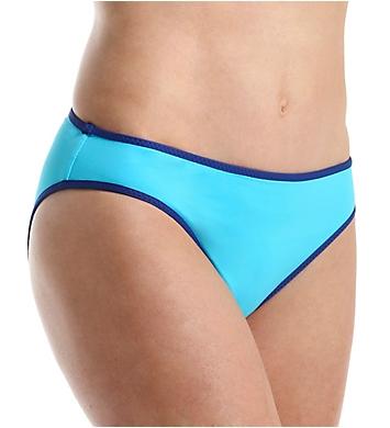 Tommy Bahama Sulphur Stripe Reversible Hipster Swim Bottom