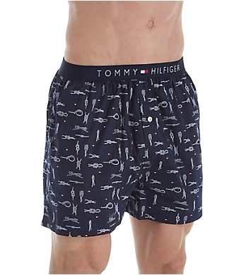Tommy Hilfiger Fashion Single Woven Boxer