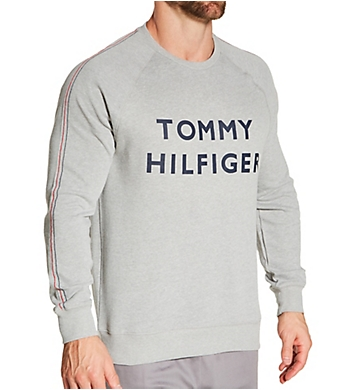 Tommy Hilfiger Brush Back Crew Neck Sweatshirt