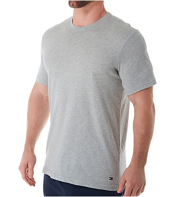Tommy Hilfiger 100% Cotton Crew Neck T-Shirt - 3 Pack