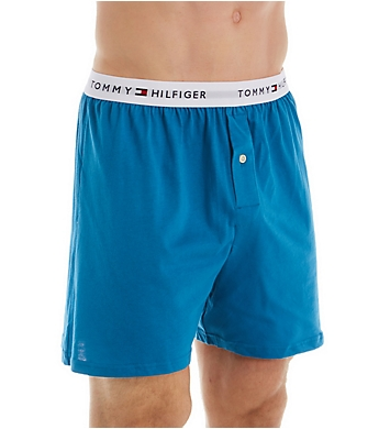 Tommy Hilfiger Classic Fit Knit Boxers - 3 Pack