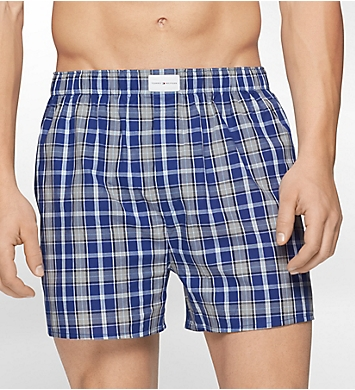 Tommy Hilfiger Cotton Classics Woven Boxers - 3 Pack