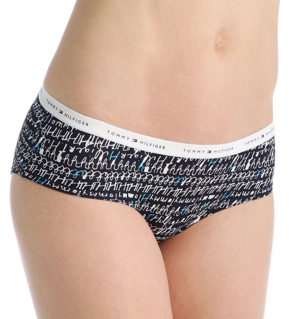 Tommy Hilfiger Logo Band Hipster Panty