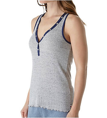 Tommy Hilfiger Core Lounge Henley Tank