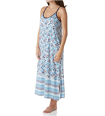 Tommy Hilfiger World Traveler Print Mix Maxi