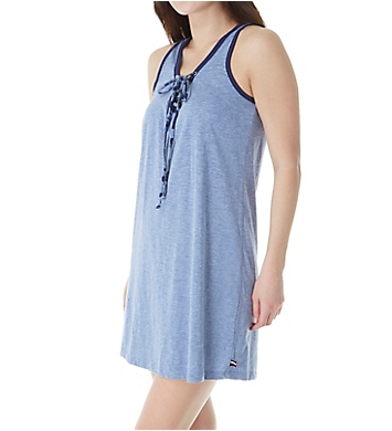 Tommy Hilfiger Spring Break Lace Up Chemise