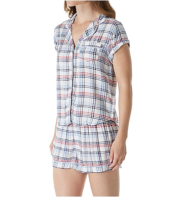 Tommy Hilfiger The American Dreamer Girlfriend PJ Top & Short Set