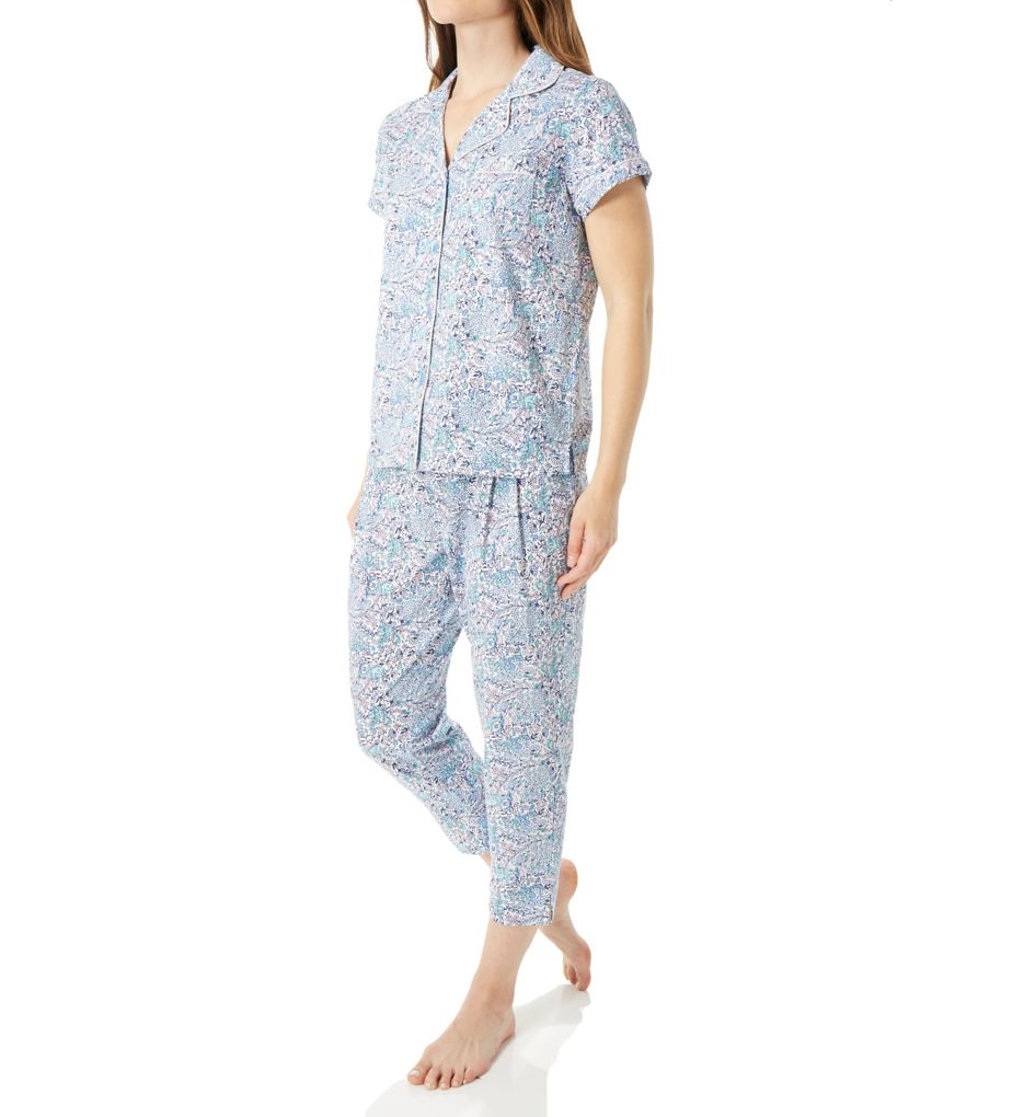 Tommy Hilfiger Venice Beach PJ Top & Capri Set