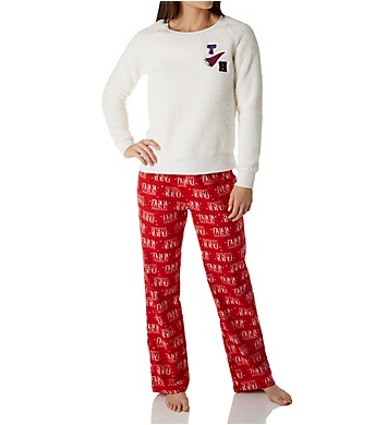 Tommy Hilfiger Cozy Pajama Set