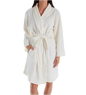 R92S081 Tommy Hilfiger TH Embossed Logo 38 Inch Robe