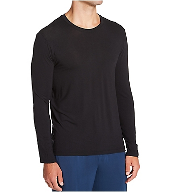 Tommy John Second Skin Lounge Long Sleeve Shirt