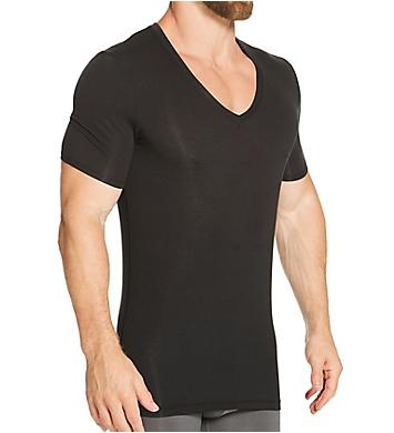 Tommy John Second Skin Stay-Tucked Deep V Undershirt