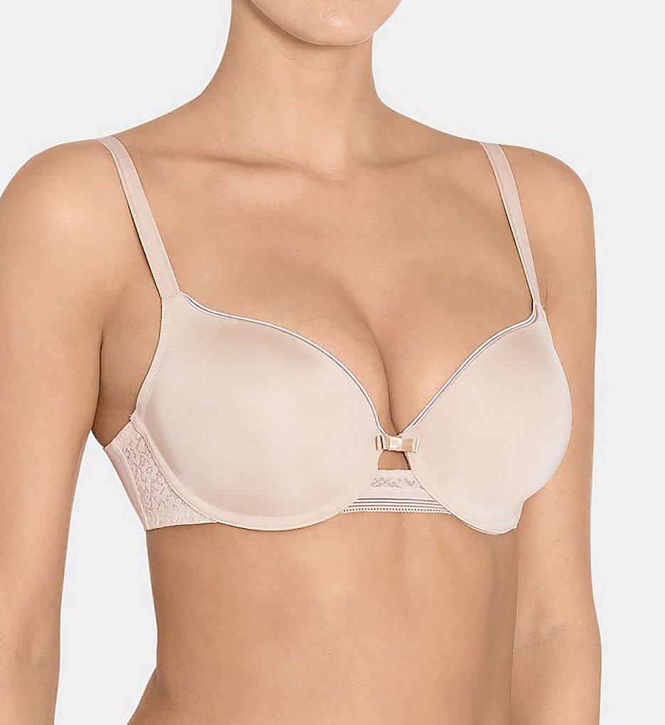 Triumph : Triumph 67834 Beauty-Full Essential Underwire T-Shirt Bra (Nude Beige 36DD)
