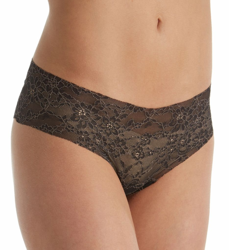 Triumph Sloggi Laser Cut Light Lace Tanga Panty