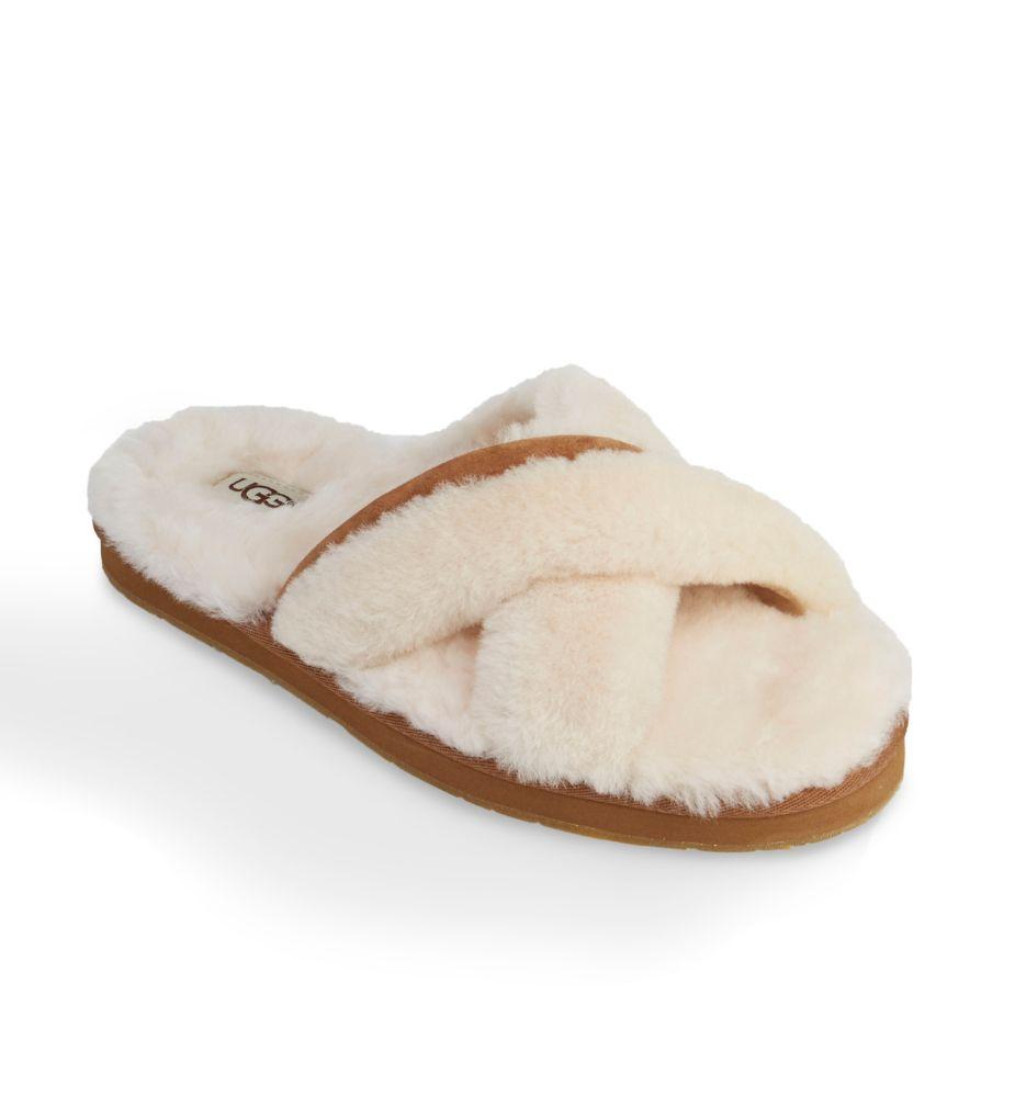 UGG Abela Fluff Slide Slipper
