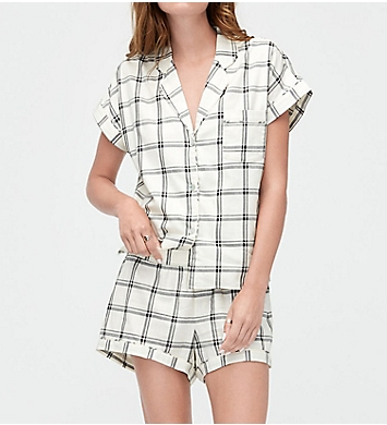 UGG Amelia Plaid Short Set 1092615 - UGG Sleepwear 2c7b8c709