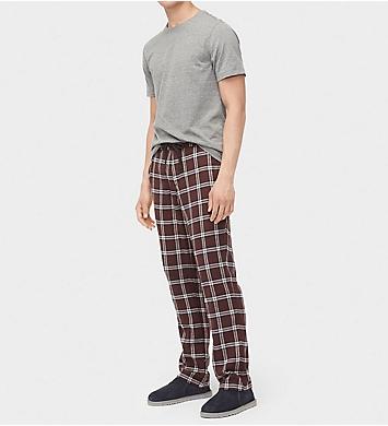UGG Grant Woven Pant Sleepwear Set