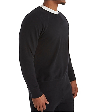 UGG Leland 100% Brushed Cotton Fleece Sweatshirt