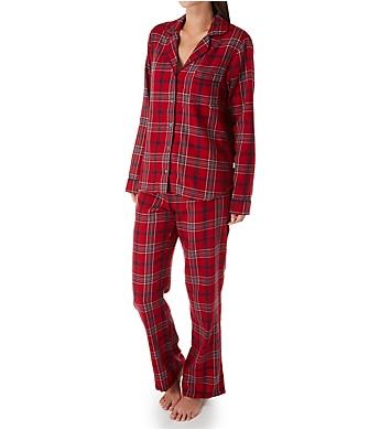UGG Raven Plaid Flannel PJ Set