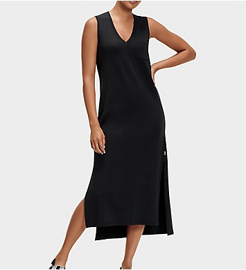 UGG Jadyn V-Neck Midi Dress