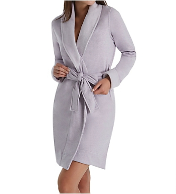 UGG Blanche Double Knit Short Robe