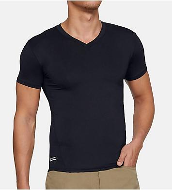Under Armour Tactical HeatGear Compression V-Neck T-Shirt