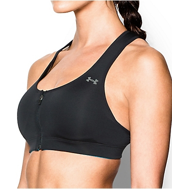 Under Armour UA Armour Zip-Front Protegee Bra