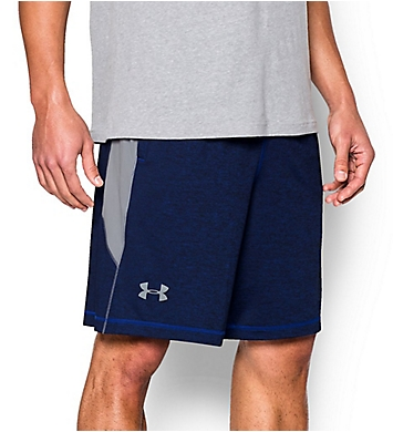 Under Armour UA HeatGear Lightweight Printed Raid 10 Inch Short