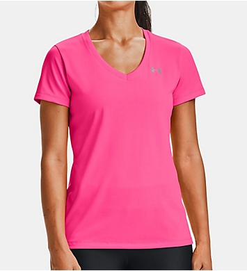 Under Armour UA Tech Solid V-Neck Short Sleeve T-Shirt