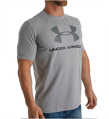 Under Armour Charged Cotton Performance Sportstyle Logo T-Shirt