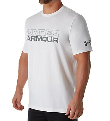 Under Armour Wordmark Short Sleeve T-Shirt