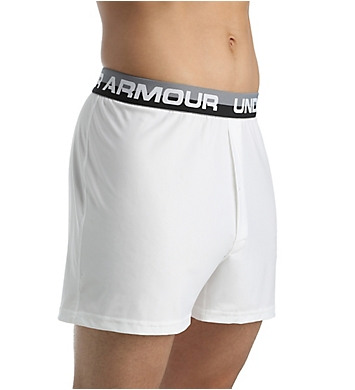 Under Armour HeatGear Original Series Performance Boxer Shorts