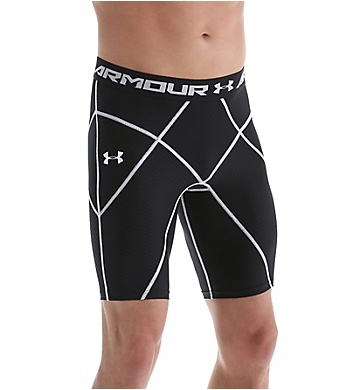Under Armour HeatGear Armour Stretch Performance 9 Inch Short