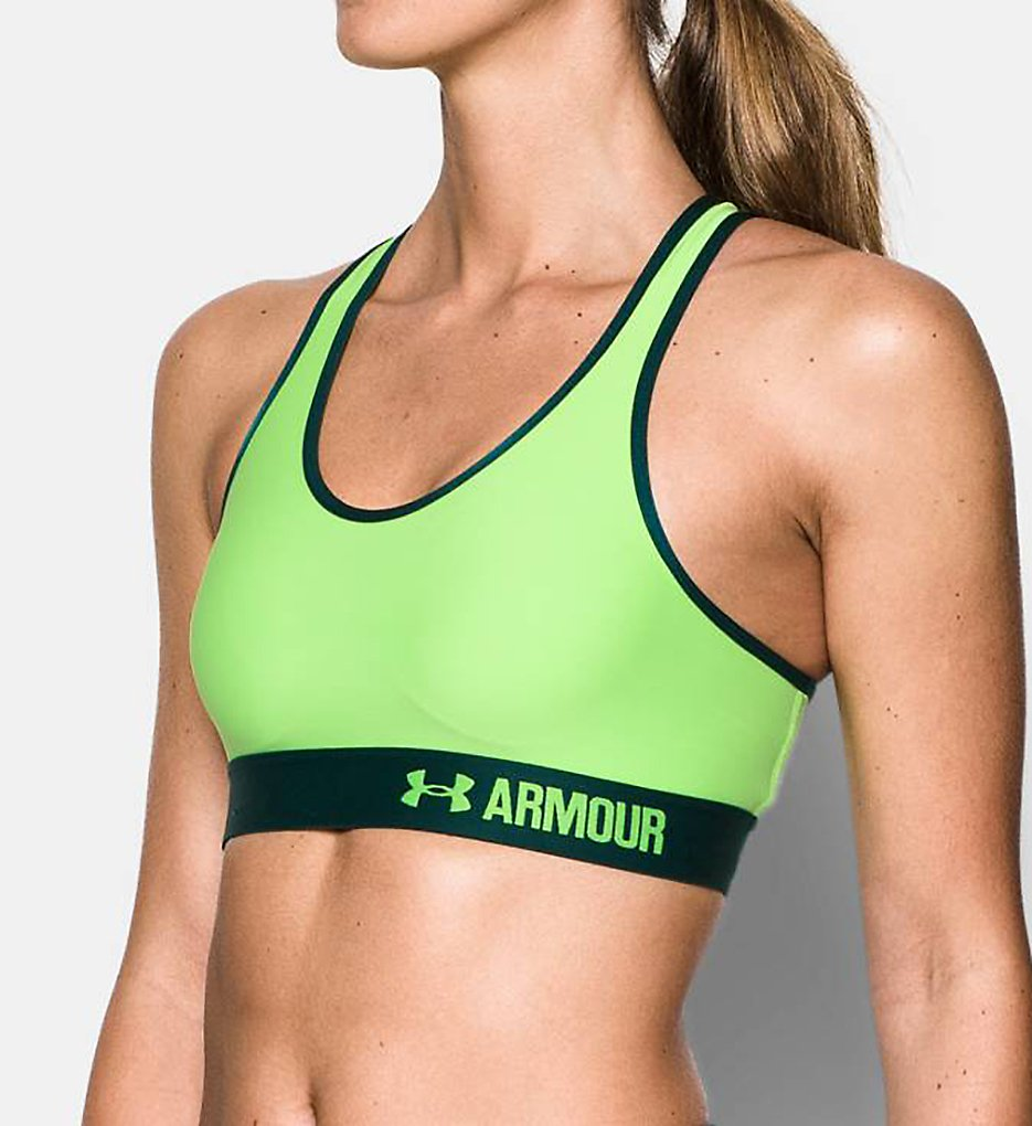 Under Armour 1273504 Armour Mid-Impact Compression Sports Bra