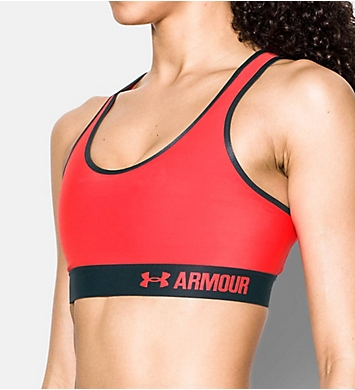 Under Armour Armour Mid-Impact Compression Sports Bra