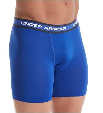 Under Armour Performance Mesh Boxerjocks - 2 Pack