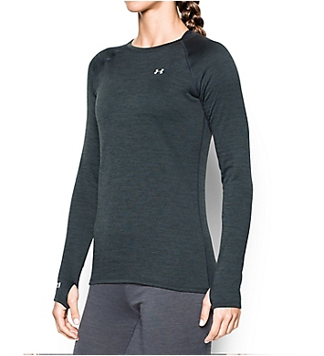 Under Armour UA Base 2.0 ColdGear Long Sleeve Fitted Crew
