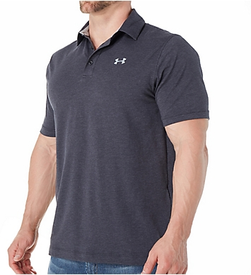 Under Armour Charged Cotton Scramble Golf Polo Shirt