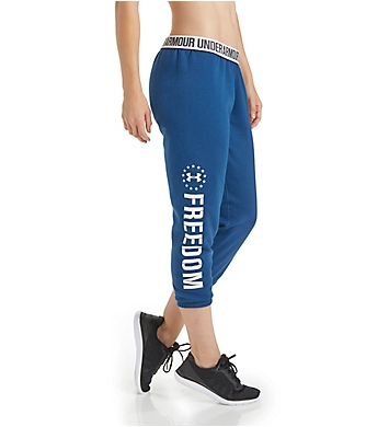 Under Armour UA Freedom Lightweight Favorite Fleece Capri