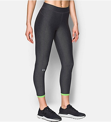 Under Armour UA HeatGear Armour Compression Ankle Crop
