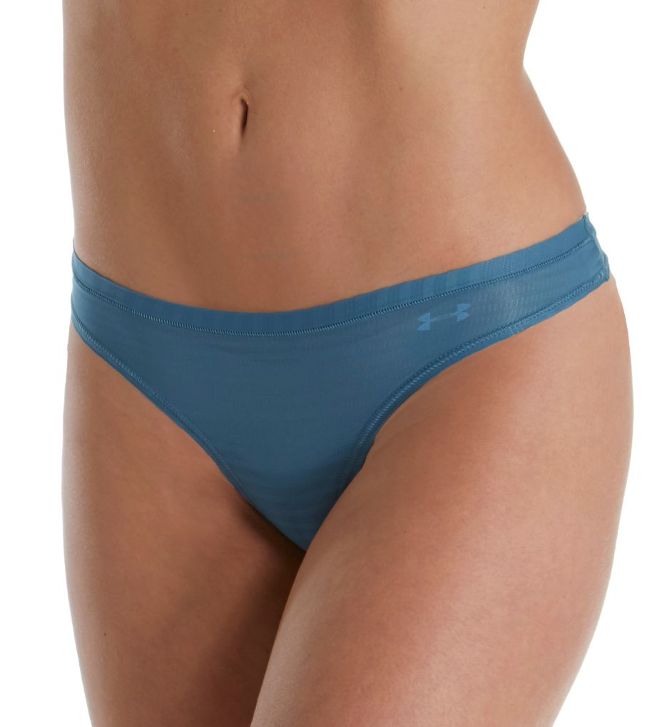 Under Armour UA Pure Stretch Sheer Striped Thong