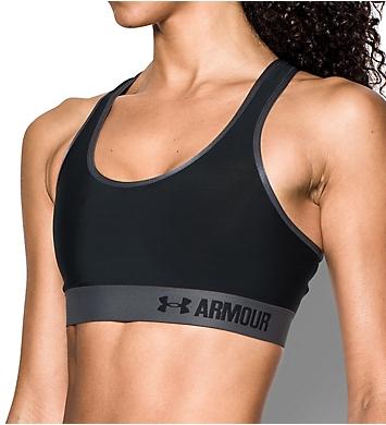 Under Armour Armour Mid Impact UA Graphic Sports Bra