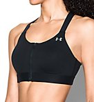 Armour Eclipse High Impact Zip Front Sports Bra