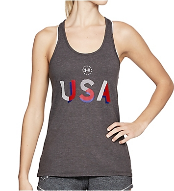 Under Armour UA Freedom Charged Cotton USA Racerback Tank