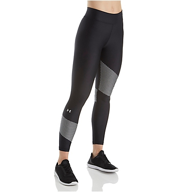 Under Armour HeatGear Armour Graphic Ankle Crop