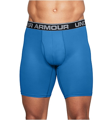 Under Armour Tech Mesh 9 Inch Boxerjocks - 2 Pack