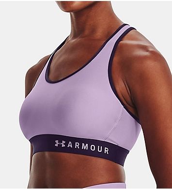 Under Armour UA Armour Mid Impact Sports Bra